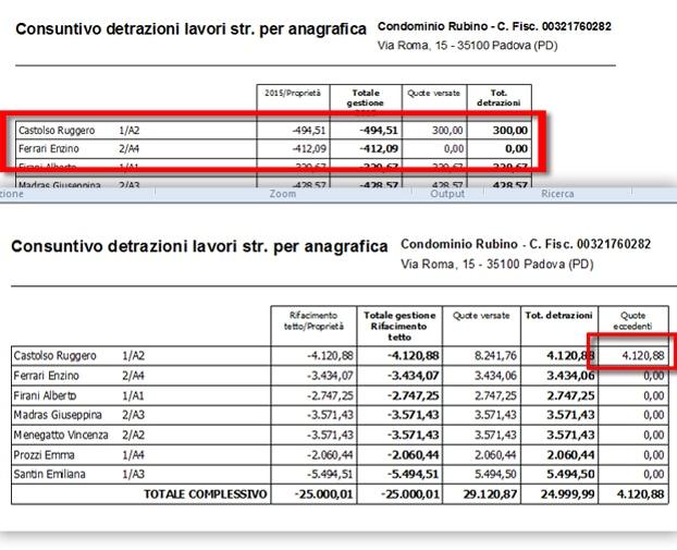 Detrazioni fiscali la gestione con domustudio la guida for Detrazione fiscale condizionatori causale bonifico
