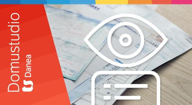 Importazione fatture in formato pdf ricevute via e-mail e scansionate in precedenza