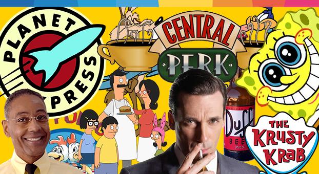 10 Aziende famose e indimenticabili tratte da cartoni animati e serie TV