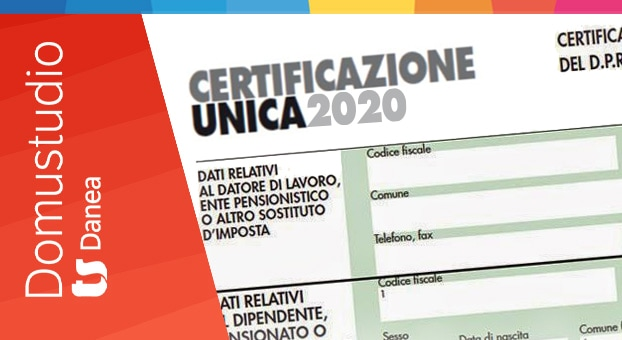 Guida CU 2020 Domustudio