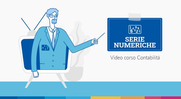 Le serie numeriche: crearle, gestirle e implementarle